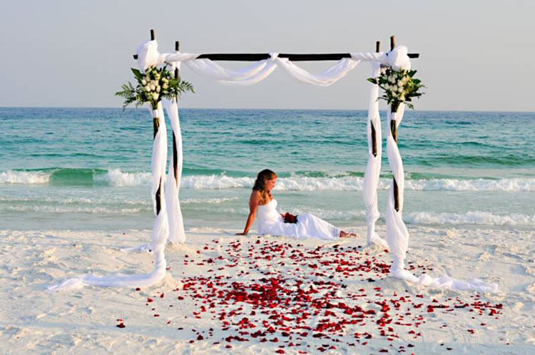 Sri Lanka Honeymoon Beach Wedding